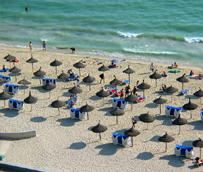 Los españoles realizan en torno a 21 millones de viajes en agosto, cifra similar a la alcanzada el mismo mes del año anterior