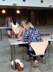 Ibiza recibe la visita de un grupo de profesionales de Reino Unido para conocer su oferta congresual y de incentivos
