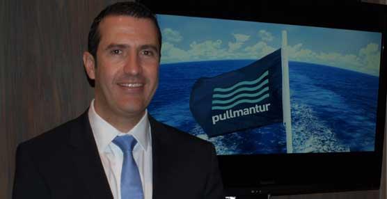 Pullmantur 'tiene el apoyo total del grupo Royal Caribbean para seguir creciendo y trayendo nuevosbarcos'