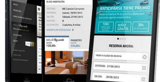 Los smartphones fomentan la pasión de los españoles por las escapadas: Al menos uno de cada cuatro ha reservado así