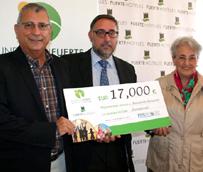 Fuerte Hoteles dona 17.000 euros para el programa infantil contra la exclusión social 'Pivesport' de Marbella