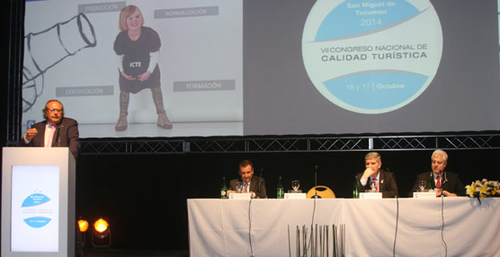 Argentina pondrá en marcha un instituto de calidad turística emulando el modelo de gestión público-privada del ICTE