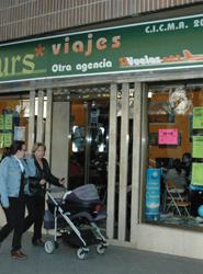 Andalucía cuenta con 2.185 agencias de viajes.