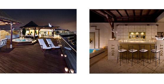 Se presenta la primera suite 'Moët & Chandon' del mundo, en el hotel Gran Meliá Don Pepe de Marbella