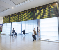 Las aerolíneas programan 42 millones de plazas de salida para la temporada de invierno en la red de Aena, un 5% más