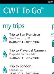 CWT presenta ocho pasos para desarrollar una política de viajes en materia móvil que sea exitosa