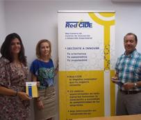 El vicepresidente de la patronal turística de Lanzarote y la presidenta de Asolan presentan la Red Cide Turismo