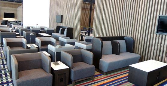 TAM y LAN Airlines abren un nuevo salón VIP en el aeropuerto Internacional de Guarulhos, en São Paulo