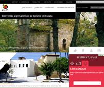 Marta Blanco confía en que 'Spain.info se convierta a medio plazo en un 'hub' de referencia para los turistas'