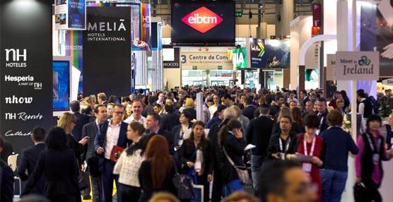 La feria EIBTM comienza mañana en Barcelona con la presencia de 3.000 expositores y 15.000 profesionales