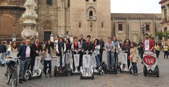 Organizadores de eventos de Madrid y Barcelona conocen la oferta de reuniones y eventos de Sevilla