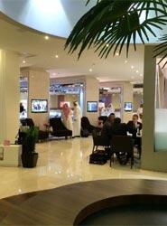 Saudia Airlines inaugura dos nuevas salas VIP en el aeropuerto Internacional Rey Fahd de Dammam