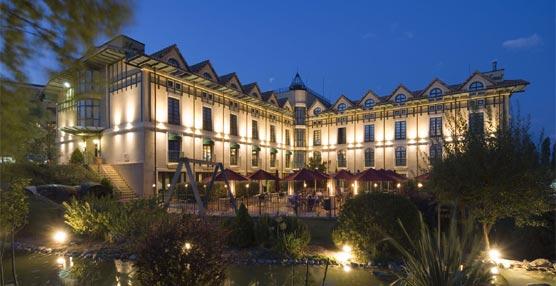 El Hotel Wine Oil Spa Villa de Laguardia y el Centro de Convenciones Villa-Lucía potencian su oferta para el Turismo MICE