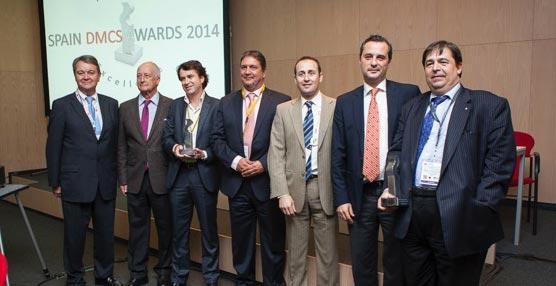 SpainDMCs reconoce el trabajo de Nicolau Gruart y Francisco Quereda con sus SpainDMCs Awards 2014