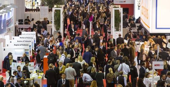 Más de 15.500 profesionales asisten a la edición de este año de EIBTM en Barcelona, un 8% más que en 2013