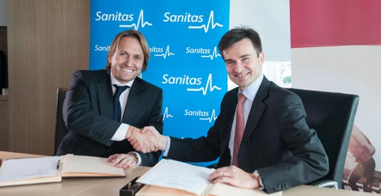 Sanitas firma un acuerdo con Iberia para formar parte del programa Iberia Plus
