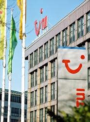 La empresa de TUI Travel crece por encima de la media del mercado.