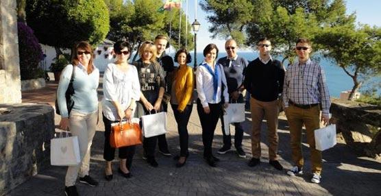 La provincia de Málaga recibe la visita de varios agentes especializados en el Sector MICE procedentes de diversos países