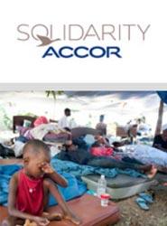 Los socios de Le Club Accorhotels podrán donar sus puntos de fidelización a Solidarity Accor