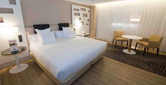 El Hotel Auditórium Madrid está en pleno proceso de transformación ante su integración en la cadena Marriott