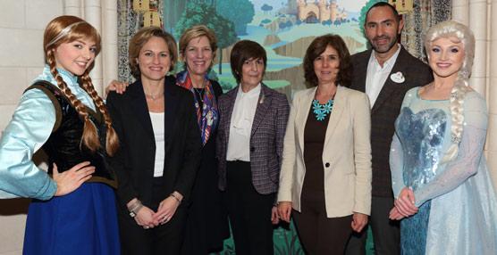 Viajes El Corte Inglés lidera el 'ranking' europeo de los 120 mejores clientes del parque Disneyland Paris
