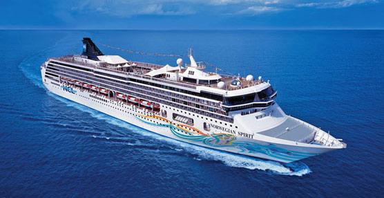 Norwegian Cruise Line ofrece una comisión extra del 6% a los agentes que reserven viajes en dos de sus barcos
