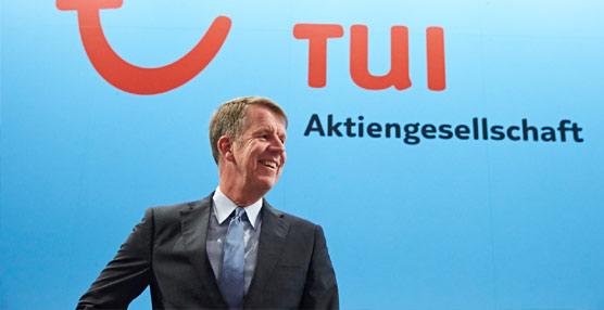 Friedrich Joussen: 'Bajo el techo del nuevo grupo queremos crecer y reforzar la posición de TUI en el mercado internacional'