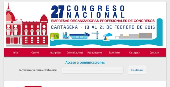 OPC España mostrará los nuevos escenarios a los que se enfrentan las empresas OPC durante su congreso anual en Cartagena