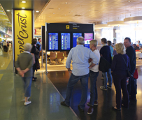 Los viajes de los españoles se reducen en los 11 primeros meses de 2014 a pesar de la tendencia expansiva del Turismo emisor