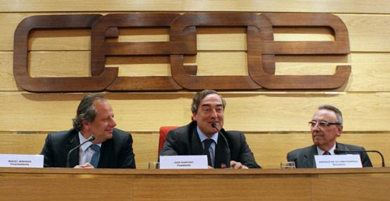 Joan Gaspart, Miguel Mirones y Rafael Barbadillo representarán al empresariado turístico en el Comité Ejecutivo de CEOE