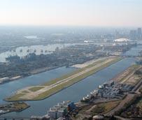 London City Airport aumenta en un 8% el número de viajeros en 2014 gracias a la mejora del mercado de 'business travel'