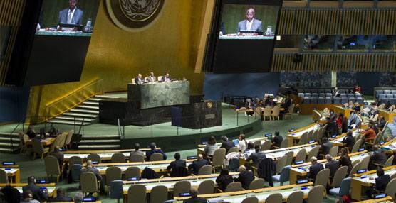 La Asamblea General de la ONU reconoce el papel del Turismo sostenible como instrumento para reducir la pobreza