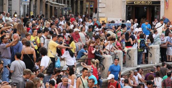 Más de 1.100 millones de turistas viajaron al extranjero en 2014, cerca de un 5% más que en el ejercicio anterior