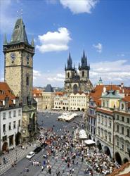República Checa bate su cifra récord de turistas extranjeros al superar la cifra de ocho millones de llegadas