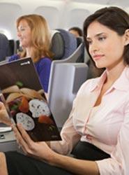 United Airlines presenta una nueva experiencia gastronómica en cabina Premium en Norteamérica