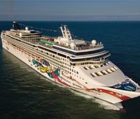 Norwegian Cruise Line alcanza un beneficio neto de casi 300 millones de euros en 2014, más del triple que en el ejercicio anterior
