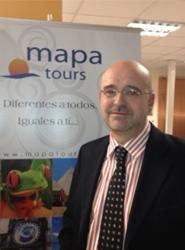 El volumen de negocio del grupo Mapa Tours se dispara un 38% en 2014, hasta los 130 millones de euros