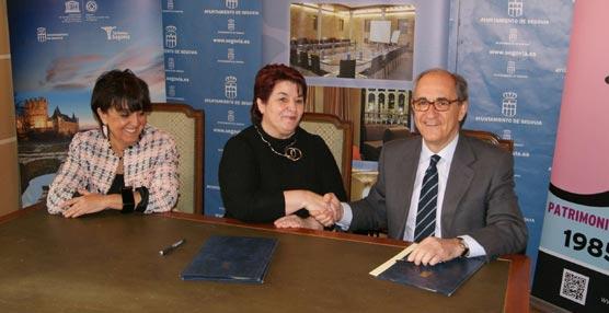 El Segovia Convention Bureau potenciará la organización de eventos en el Torreón de Lozoya y la Sala Caja Segovia