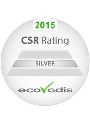 EcoVadis reconoce las prácticas de sostenibilidad y responsabilidad empresarial de CWT
