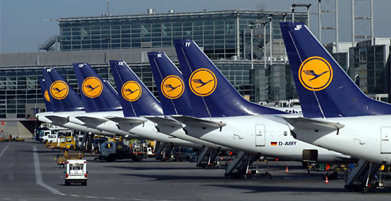 La huelga de pilotos pasa factura al grupo Lufthansa, que reduce su beneficio neto en 258 millones de euros