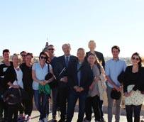 Un grupo de profesionales del Sector MICE procedente de Suecia conoce de primera mano la oferta congresual de Sevilla