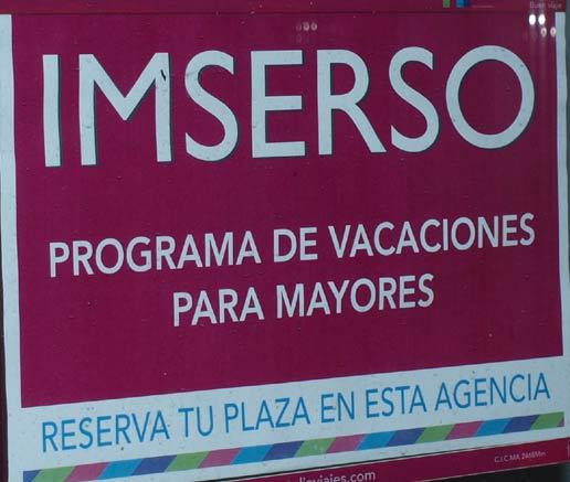 Los dos candidatos a arrebatarle los viajes del Imserso a Mundosenior defienden su capacidad para gestionar el programa