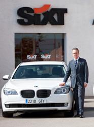 Sixt cierra 2014 con un volumen de negocio de 1.800 millones de euros, casi un 9% más que el ejercicio anterior