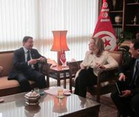 El Gobierno de Túnez se muestra 'decidido a avanzar' y subraya que 'hay voluntad política de reactivar el Sector Turístico'