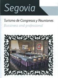 La Diputación de Segovia edita un manual con toda la oferta de reuniones y eventos de la provincia