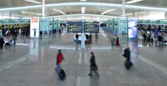 Los pasajeros que aterrizan o despegan en El Prat deben abonar entre 1,5 y tres euros.