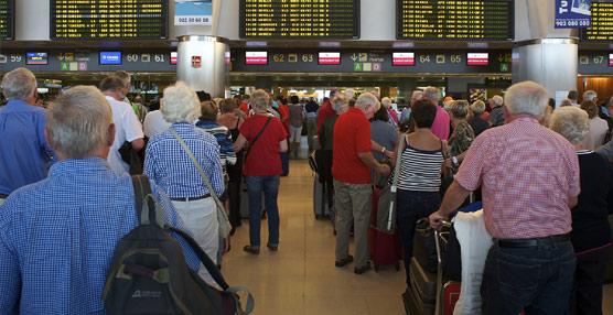 El Gobierno confía en que España supere la cifra de 18 millones de turistas extranjeros en el segundo trimestre del presenteaño