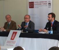 El Hotel Escuela de Sant Pol de Mar es el primer centro educativo que se convierte en sede oficial de la AEDH