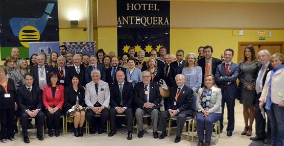 La Costa del Sol muestra sus atractivos como destino de congresos a los profesionales de la asociación Skal durante su congreso