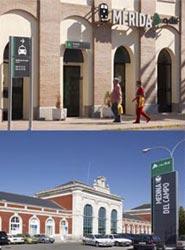 Adif y Adif Alta Velocidad licitan locales para el alquiler de vehículos en 64 estaciones